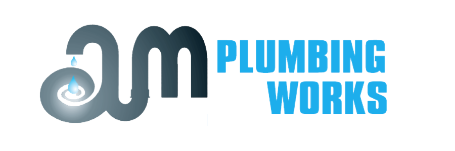 AM Plumbing Works Logo